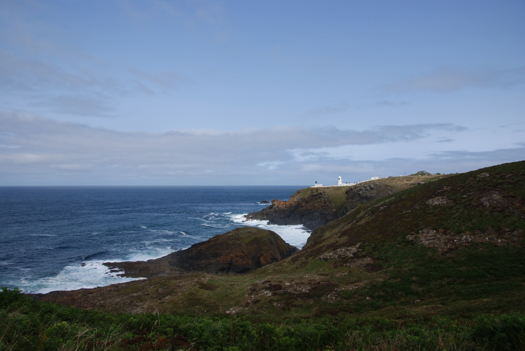 Coast Path bei Lands End. Foto Br. Glogger